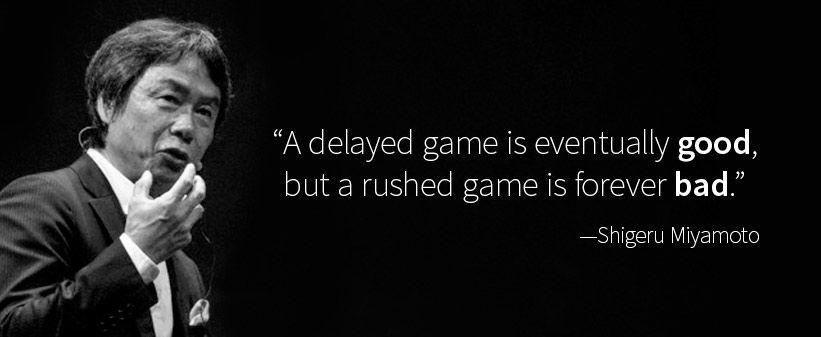 Image result for shigeru miyamoto quotes video games