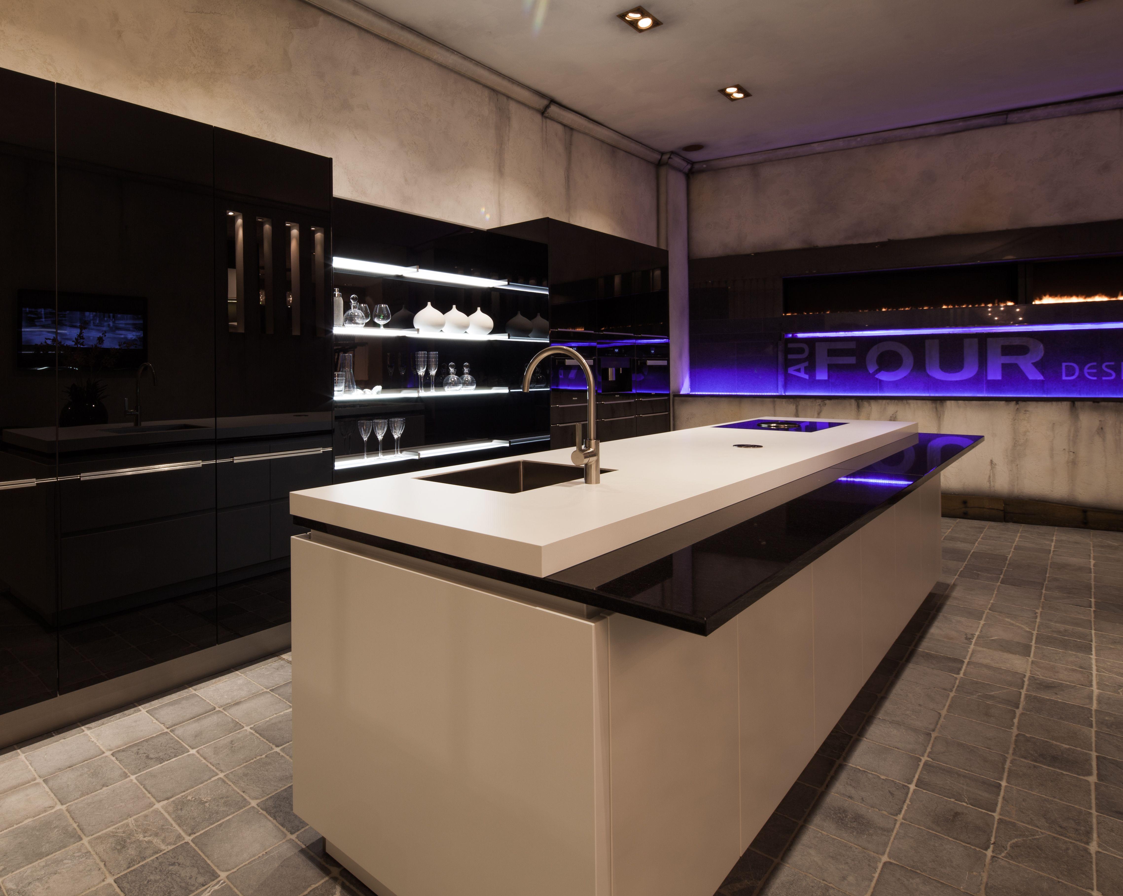 Pin by au four exclusieve keukens on onze inspirerende keuken