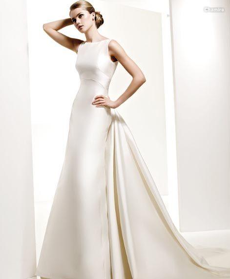 vestidos de novia | novias | vestidos de novia lisos, vestidos de