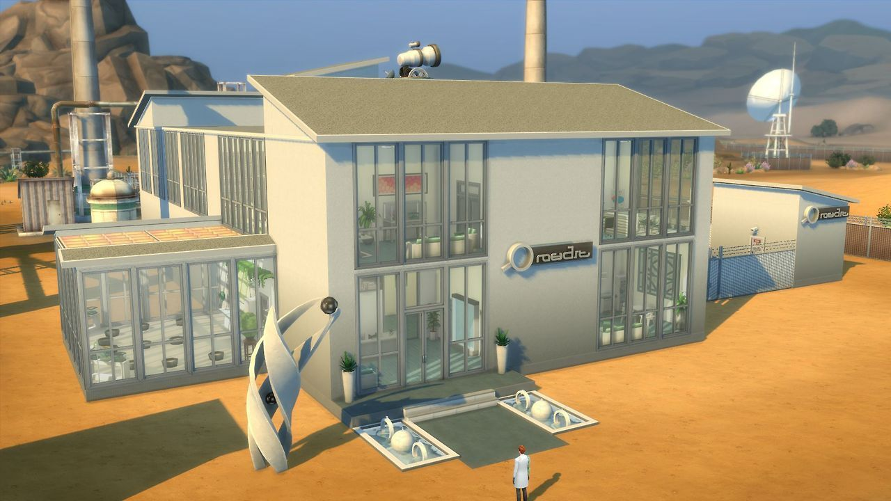 Smartsim Science Centre Residential Science Lab 50x50 487 511 Science Lair Great Soil Fast Internet Science Lab Fast Internet Calm Before The Storm