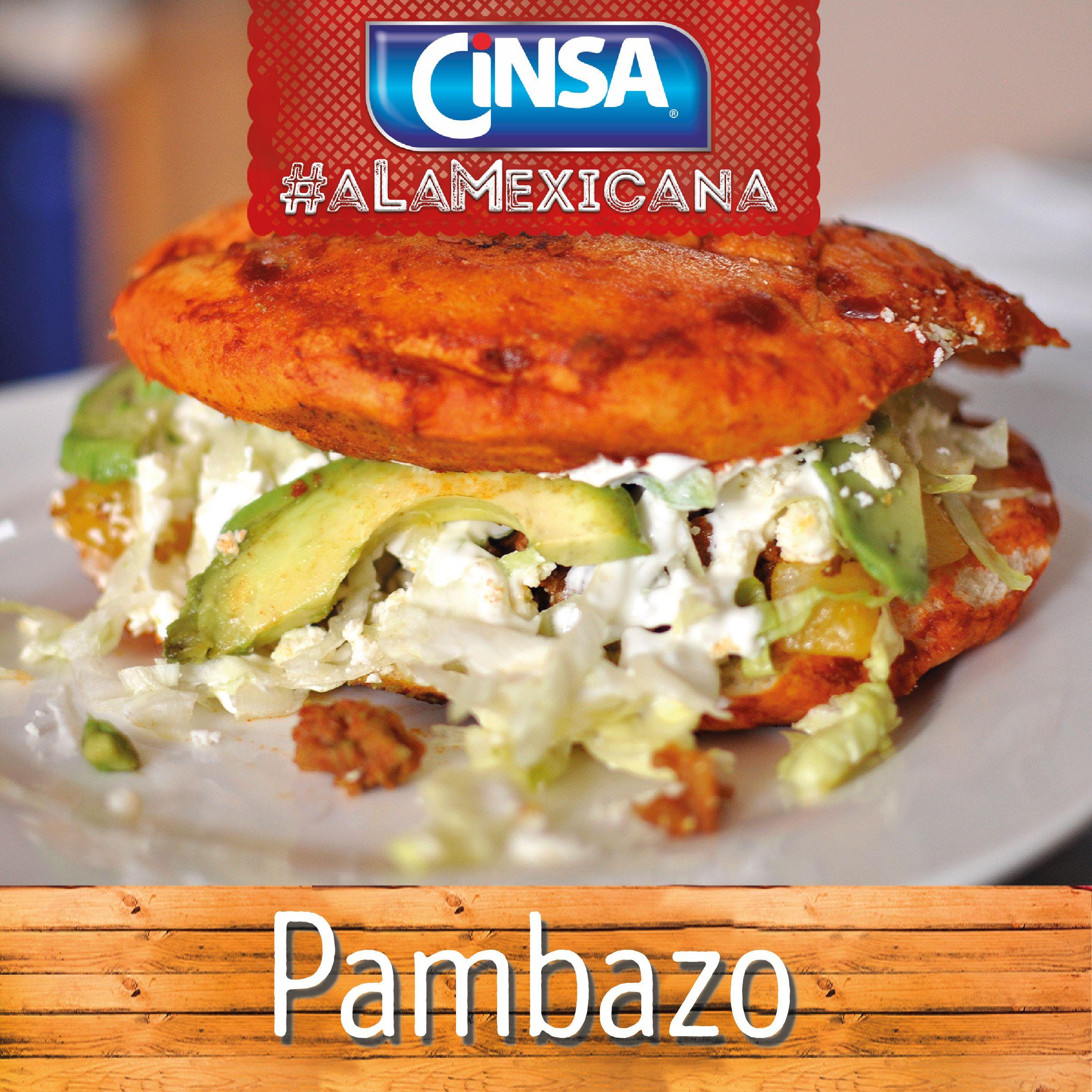 #Cinsa #CinsaALaMexicana #Recetas #Mexicanas #RecetasMexicanas #México #Comida #ComidaMexicana #peltre #MarcasMexicanas #Pambazo #EstadoDeMexico