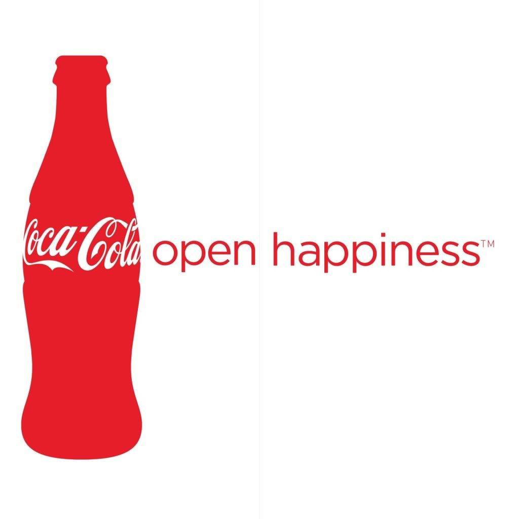 Coca-Cola Open Happiness