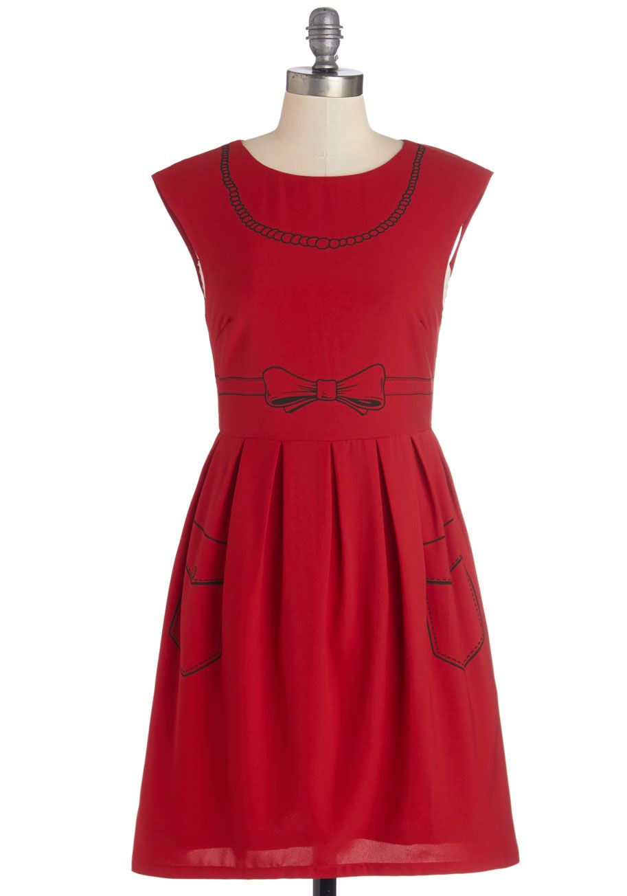 Adorn and Only Dress, #ModCloth