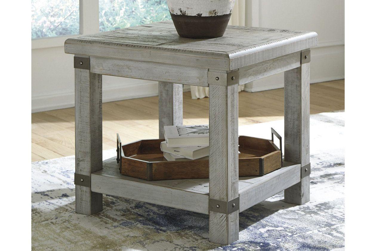 Pleasant Carynhurst End Table Ashley Furniture Homestore Ashley Ibusinesslaw Wood Chair Design Ideas Ibusinesslaworg