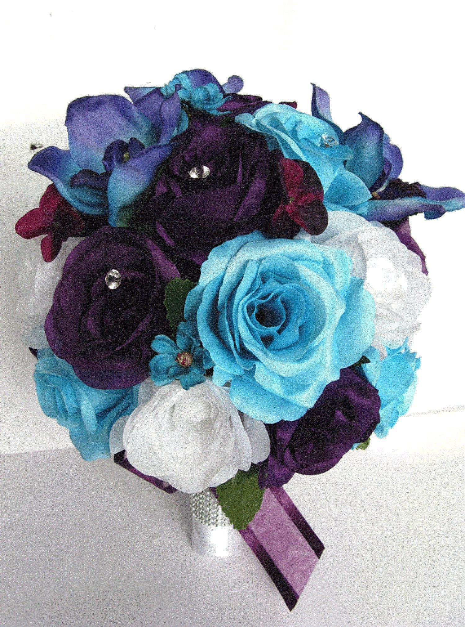 blue orchid flower price