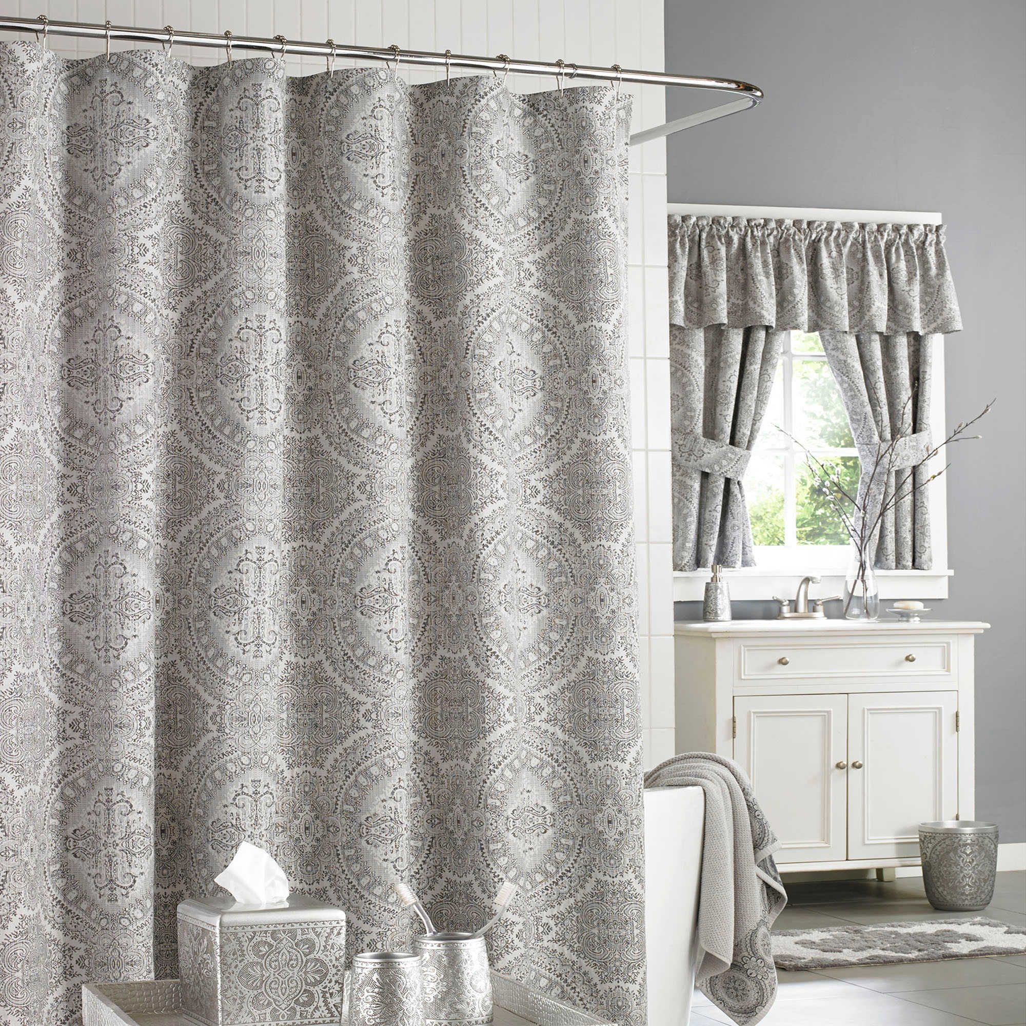 Bed Bath Beyond Shower Curtains Talia 72 Inch X 72 Inch
