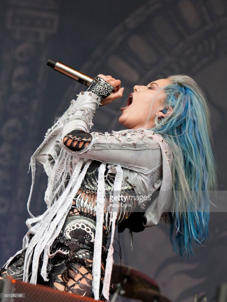 Bloodstock Festival With Images Alissa White The Agonist