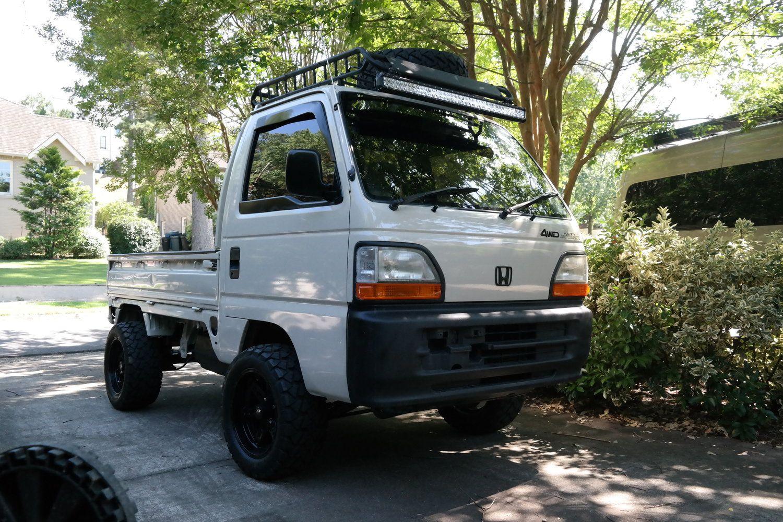 1994 Honda Acty Truck in 2020 Trucks, Custom jeep, Mini