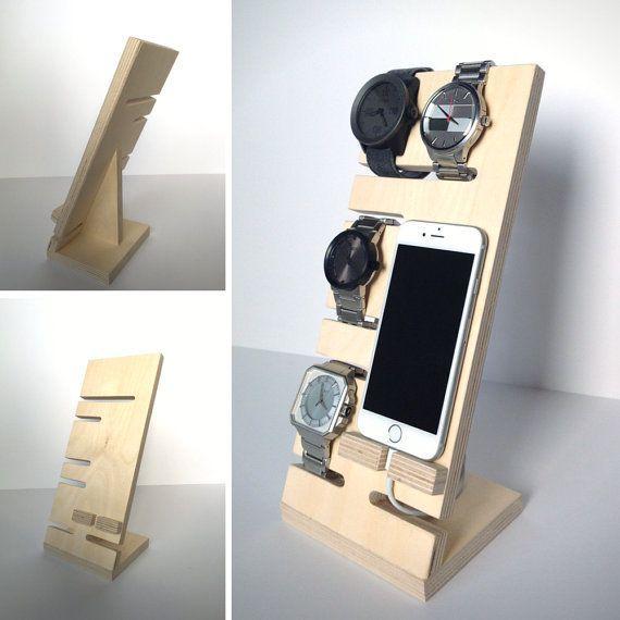 Image Result For Diy Watch Rack Watch Holder Diy Phone Holder Phone Holder