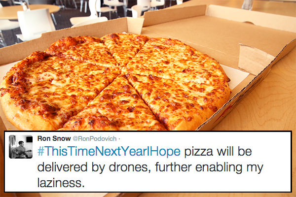 The new year is closer than you think and it's gotten the internet thinking about where we see ourselves in the future. #ThisTimeNextYearIHope is allowing the Twitter community to share their thoughts on 2016 plans.