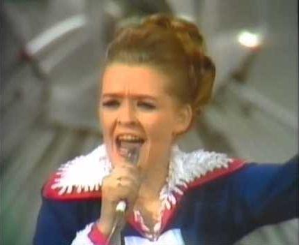 "Eurovision Song Contest 1969 : Kirsti Sparboe - ""Oj, oj, oj, sa glad jeg skal bli"" - Norway - 1 point - 16th place"