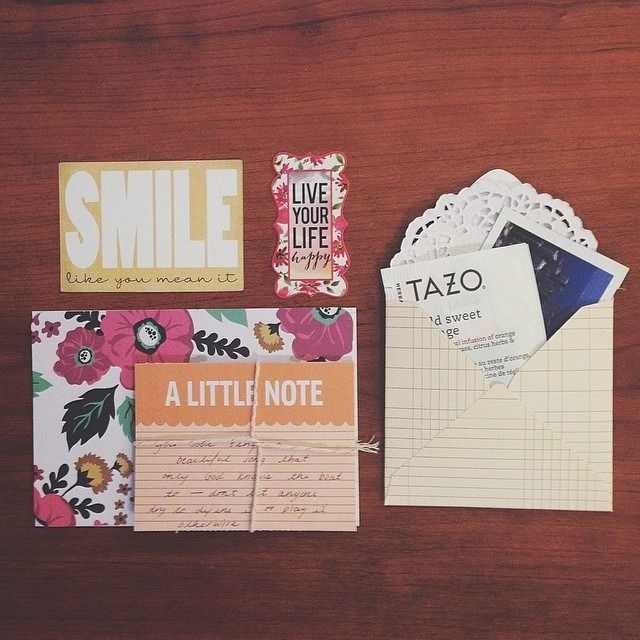 Snail Mail....make Someone's Day Brighter!
