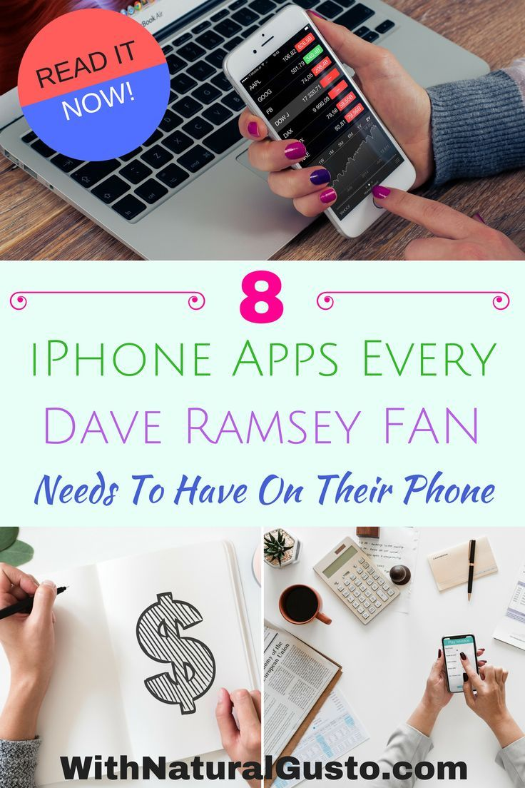 8 Essential Apps Every David Ramsey 7 Steps Fan Needs