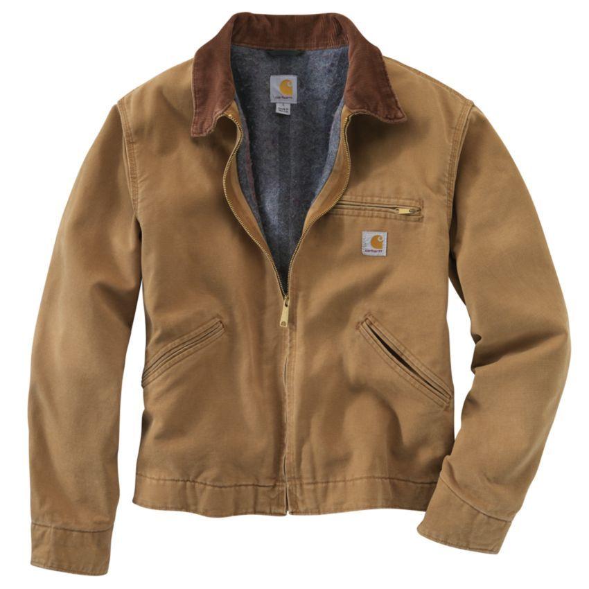 1ccf279e0 Carhartt Men's Detroit Blanket Lined Jacket | Recipes to Cook ...
