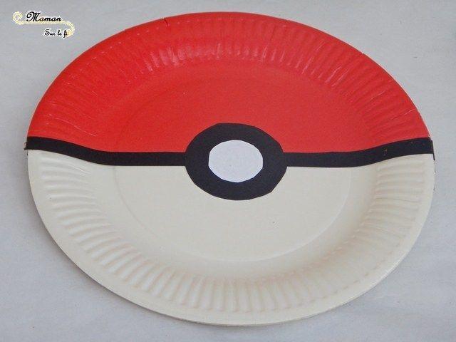Idée de décoration d'anniversaire Pokémon - anniversaire Pokemon on