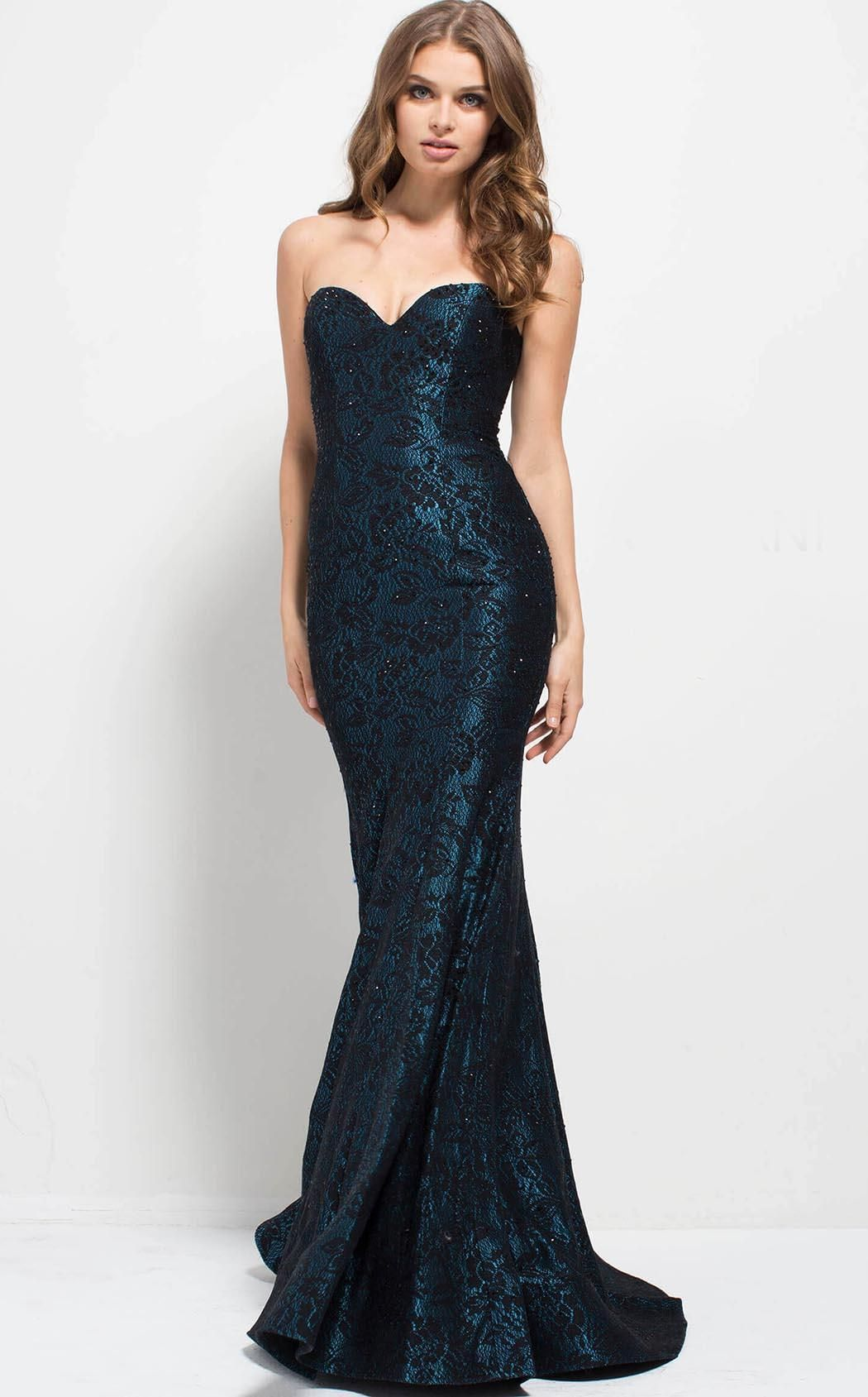 Jovani 50845 | Mermaid silhouette and Products