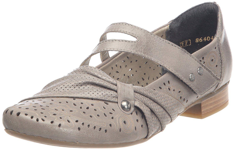 480d0ba91a455b Rieker 41657-41 Damen Ballerinas  Rieker  Amazon.de  Schuhe   Handtaschen