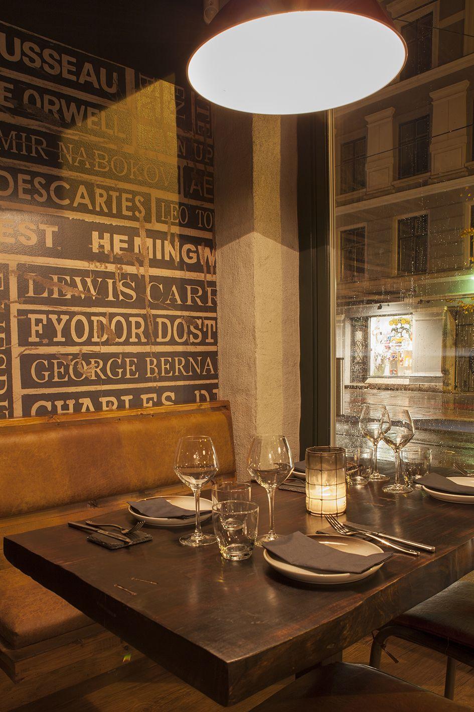 Fotos Mesas Sillas Y Decoraaci N En Bar De Tapas Escal N  # Muebles Tienda Segunda Mano