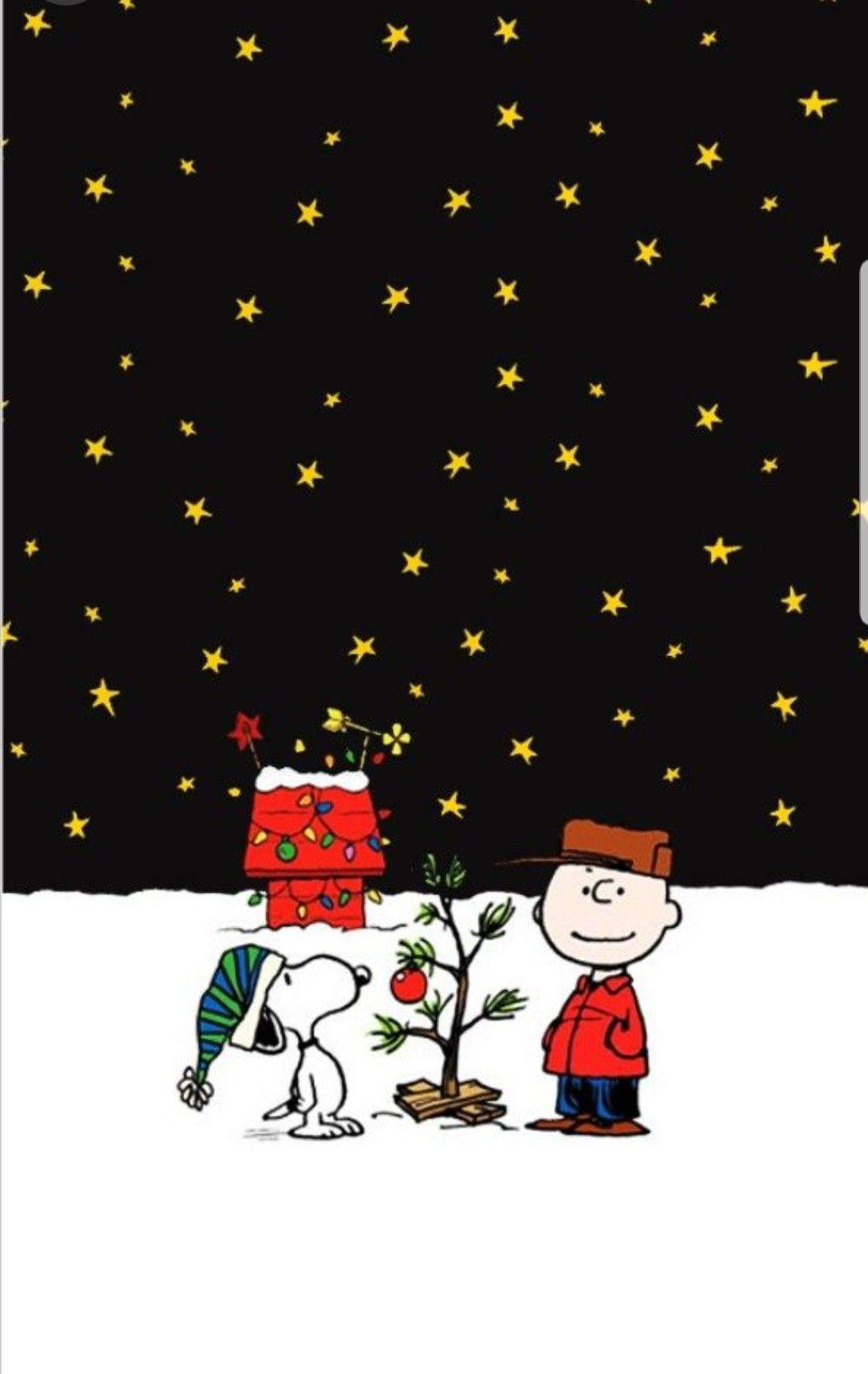 Pin By Samantha On スヌーピー Snoopy Wallpaper Cute Christmas Wallpaper Christmas Phone Wallpaper