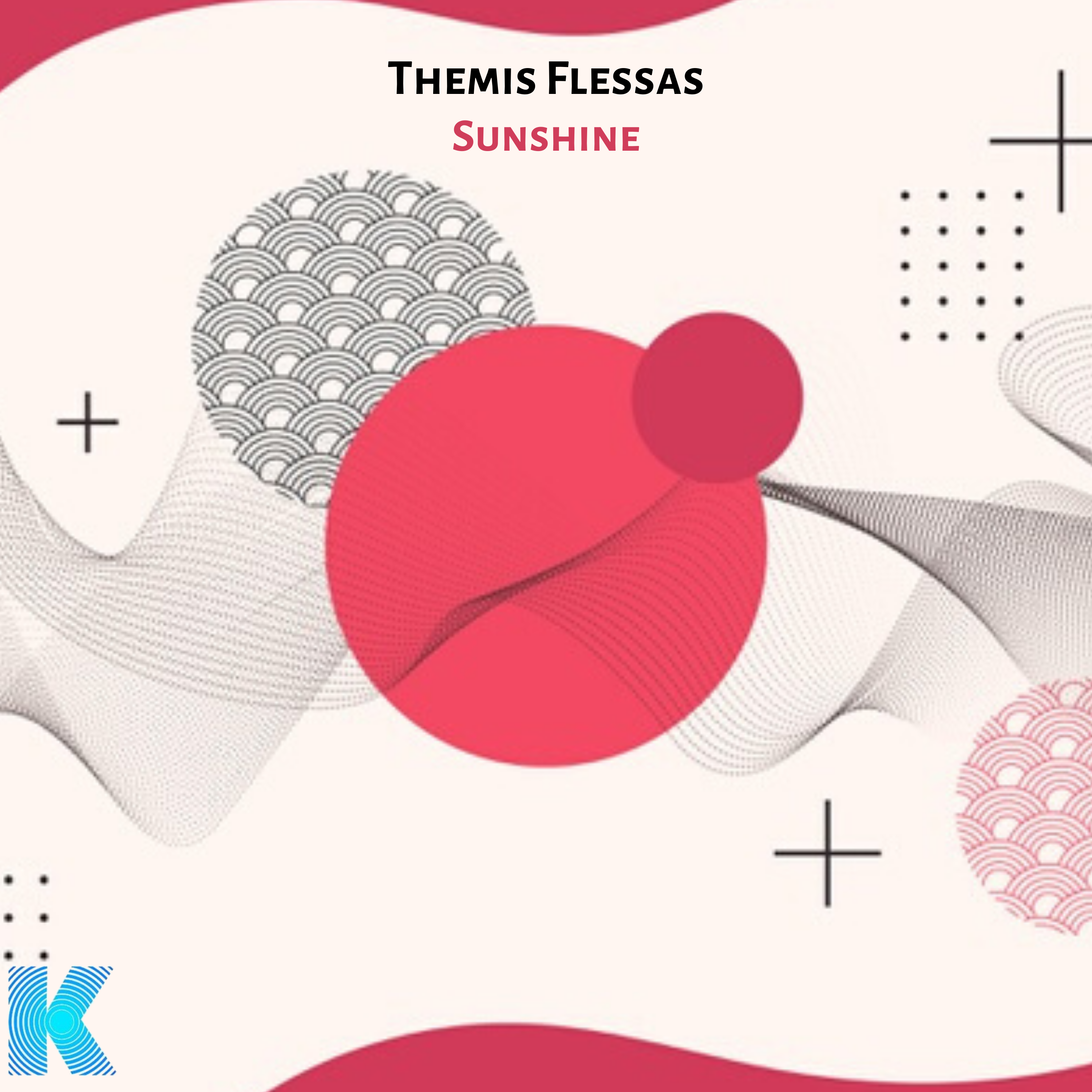 """Themis Flessas debut """"Sunshine"""" the newest single to be shared after of  'Electronize', 2020"""