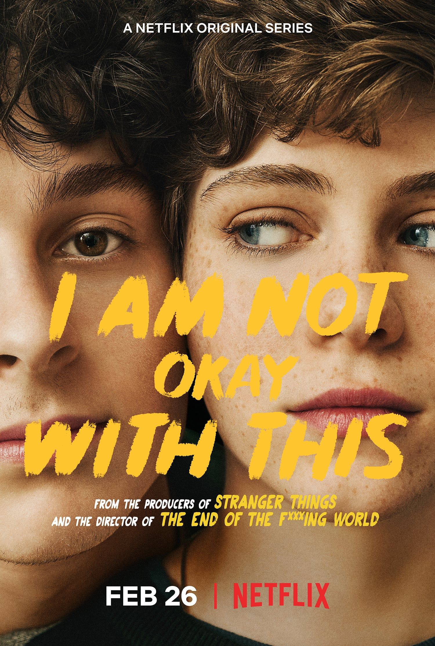 Netflix's I Am Not Okay With This Is a Delightful Combo of Sex Education and Stranger Things