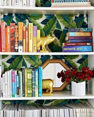 How To Decorate Shelves Like A Pro
