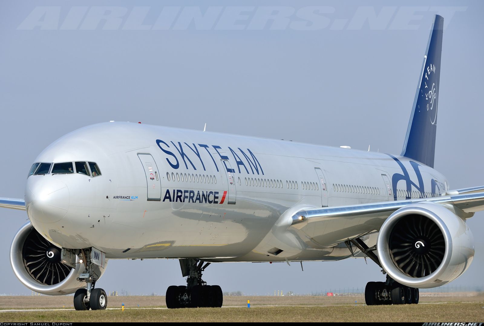 AF 777300er in the Skyteam livery Compagnie aérienne