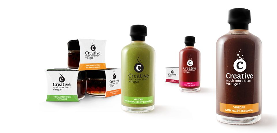 Creative Gourmet Vinegars - Portuguese Products by Mendes Gonçalves