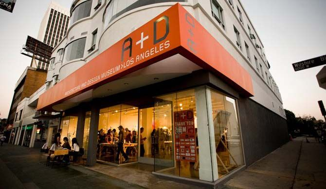 Get more information about the A+D Museum on Hostelman.com #United #States #museum #travel #destinations #tips #packing #ideas #budget #trips