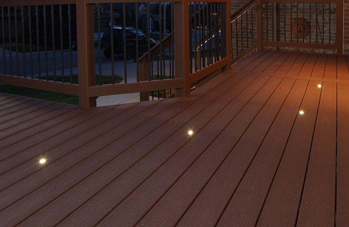 Dek Dots The Patio Deck Lighting