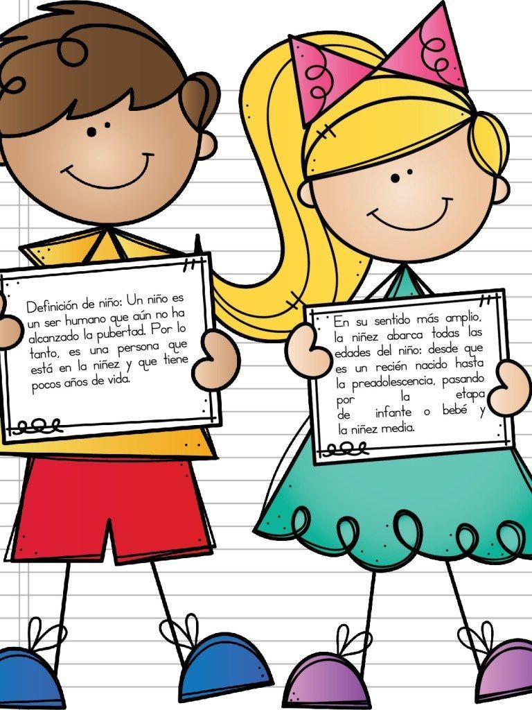 Cuaderno Para Trabajar Los Derecho Y Deberes De Los Niños Y Niñas Orientacion Andujar Deberes De Los Niños Derechos De Los Niños Trabalenguas Para Niños