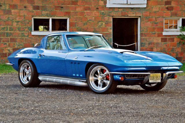 1966 C2 Chevrolet Corvette Specifications Vin Options Corvette Chevy Corvette Chevrolet