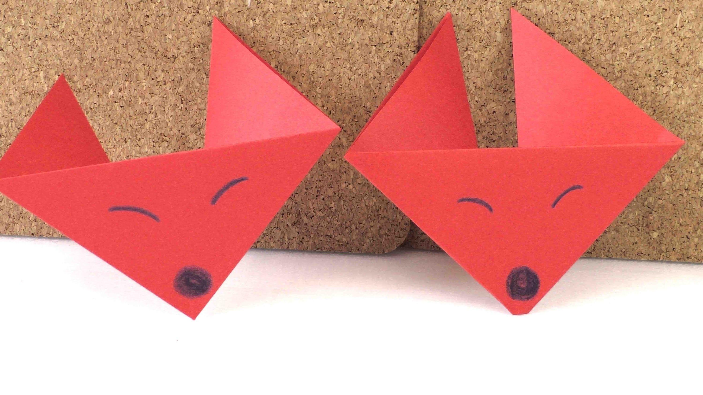 die besten 25 origami fuchs ideen auf pinterest origami falten oragami und origami papier falten. Black Bedroom Furniture Sets. Home Design Ideas