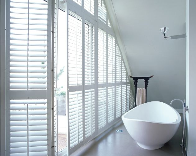 Badkamer - Jasno Shutters & Blinds | home sweet home | Pinterest ...