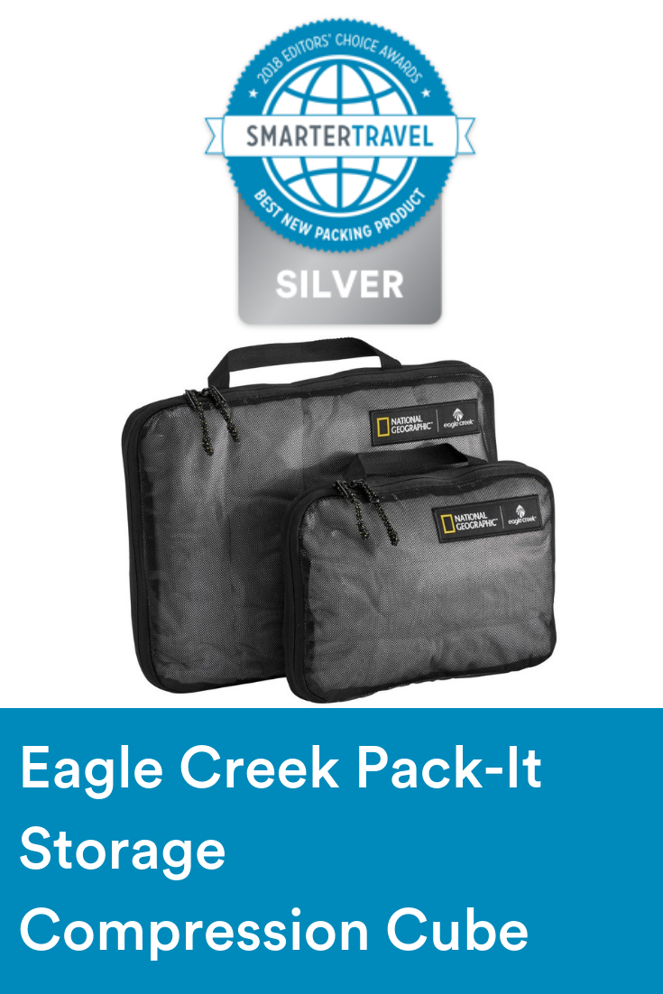 3f0d5da1e The Eagle Creek Pack-It Storage Compression Cube maximizes a bag's space by  dramatically compressing clothes.
