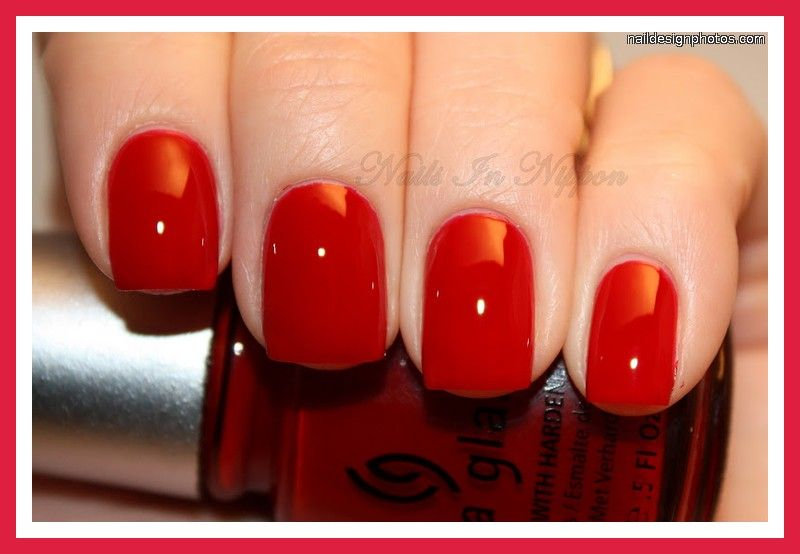 Red Nails For Prom Night : 6 Red Prom Nail Designs | Woman Fashion ...