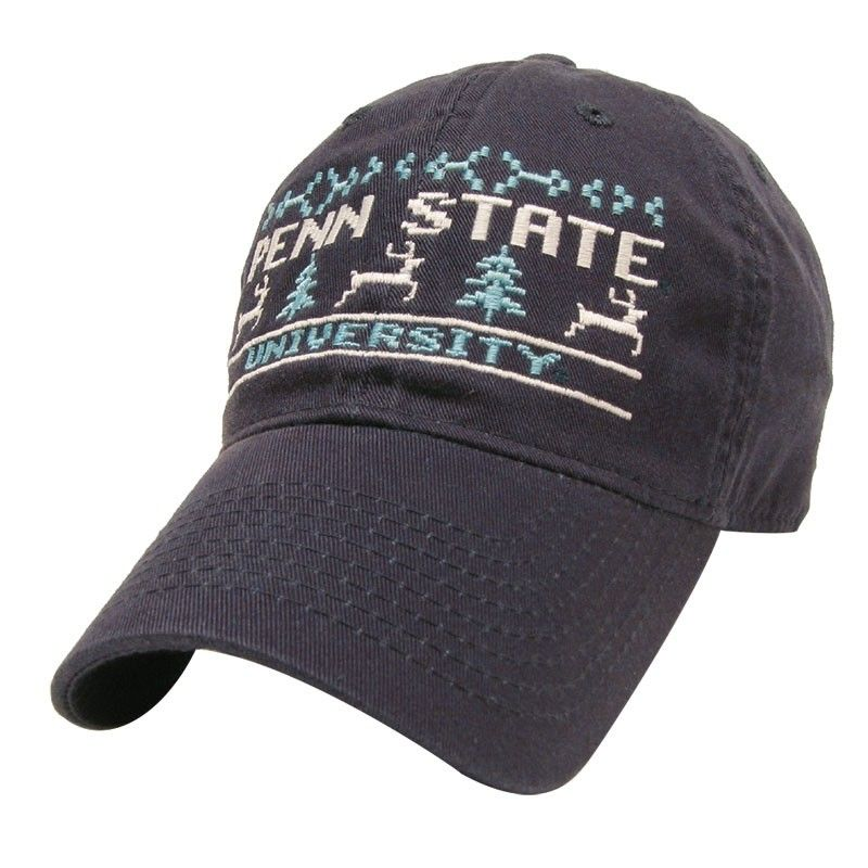 Penn State Ugly Christmas Sweater Hat | Penn State Hats ...