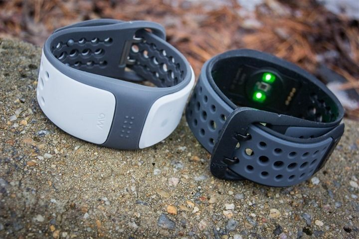 First Look At New Mio Link Ant Bluetooth Smart Optical Heart Rate