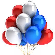 Red And White Balloons Png Google Search