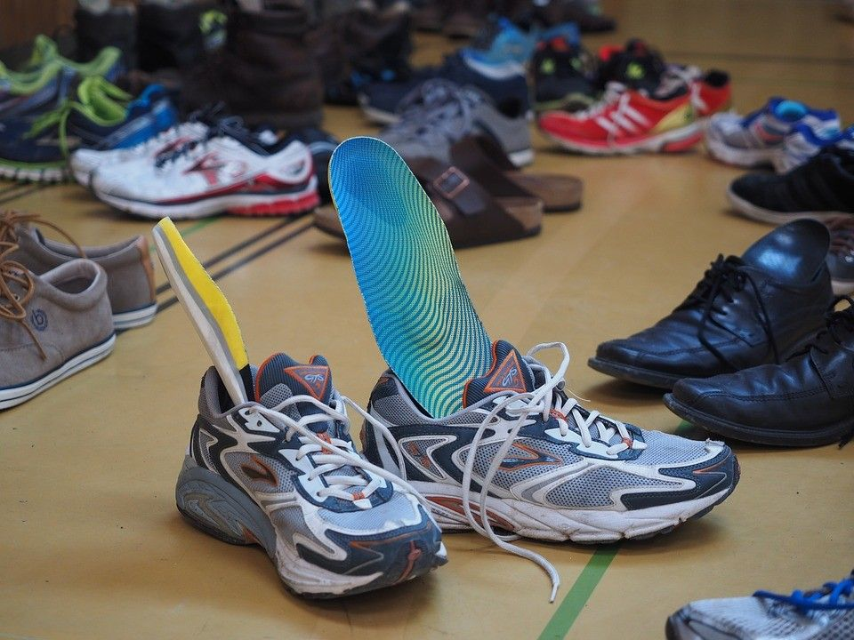 best running shoes after knee replacement