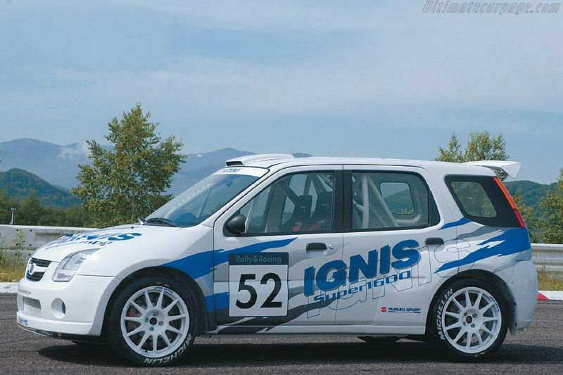 Click This Image To Show The Full Size Version Suzuki Chevrolet Cruze Rally Racing