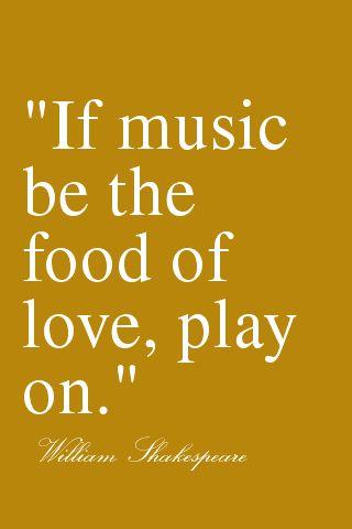 Music Quote William Shakespeare Tattoos Piercings Music Quotes