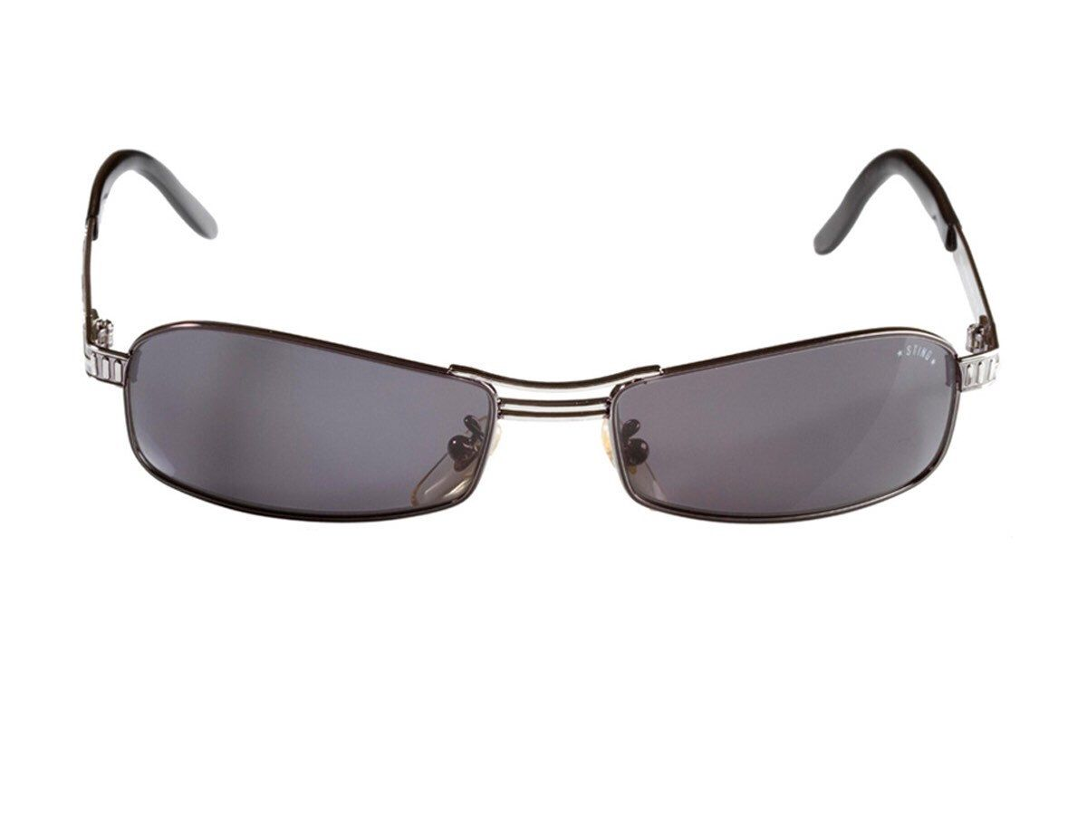 14022973f Sting vintage sunglasses 80s, made in Italy. Summer SALE! 100% original  designer