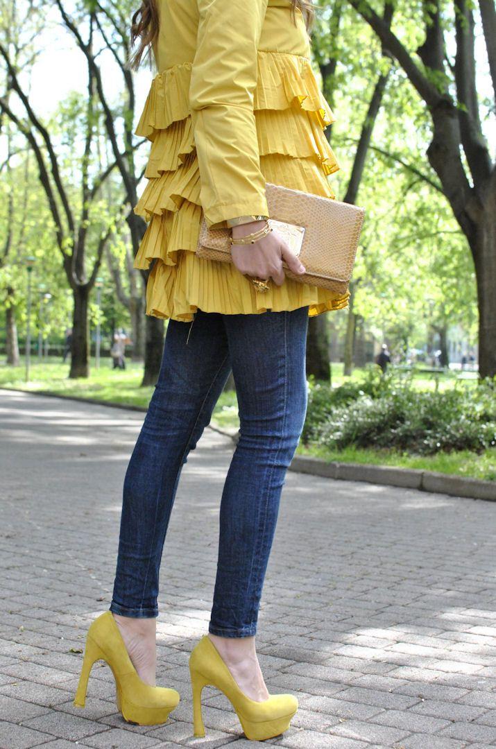 Scent of Obsession - Fashion Blogger: Sunshine