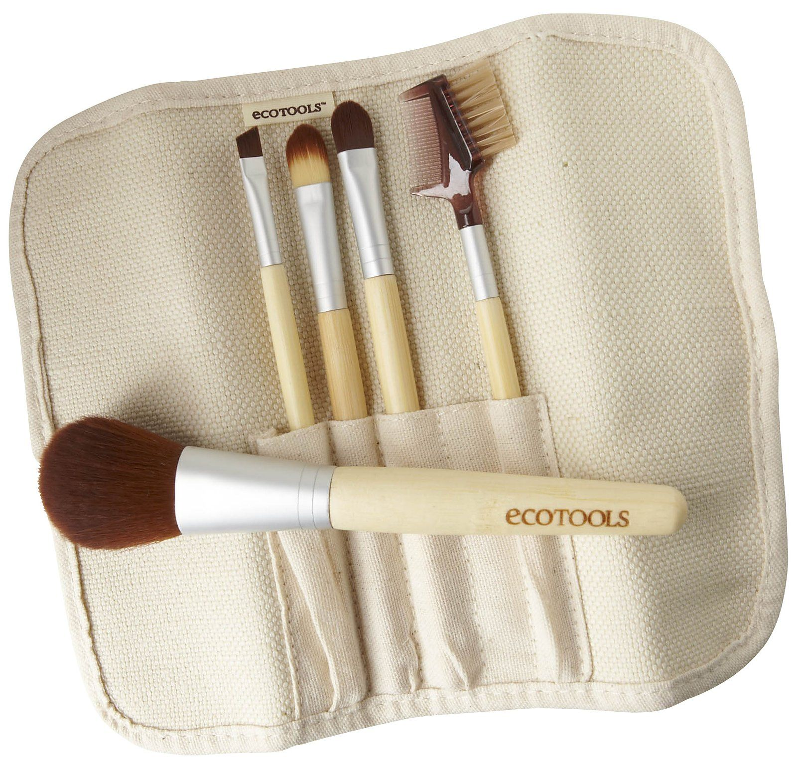 Obsessed with this brush set from EcoTools, that can be