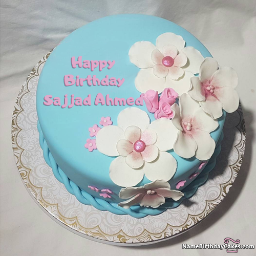 Happy Birthday Wishes For Husband With Photo Editor Sajjad Ahmed Happy Birthday Cakes Birthday Cake For Husband Happy Birthday Michelle