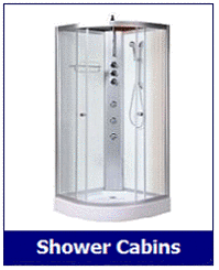 This LW1 800mm steam shower cabinet by Lisna Waters has White glass inside panels. Features includes monsoon & hand shower, body jets + the steam room.