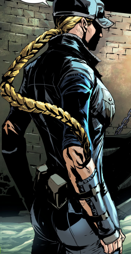 Mortal Kombat X Issue #2 Chapter 4 - Colonel Blade by