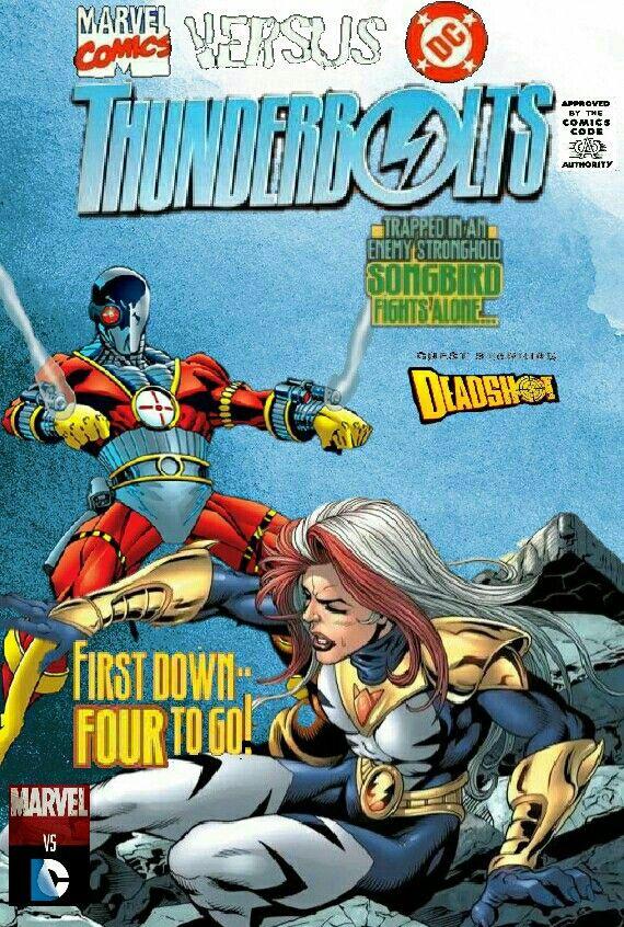 Pin by CARLOS on Marvel vs DC | Dc comic books, Marvel vs ...