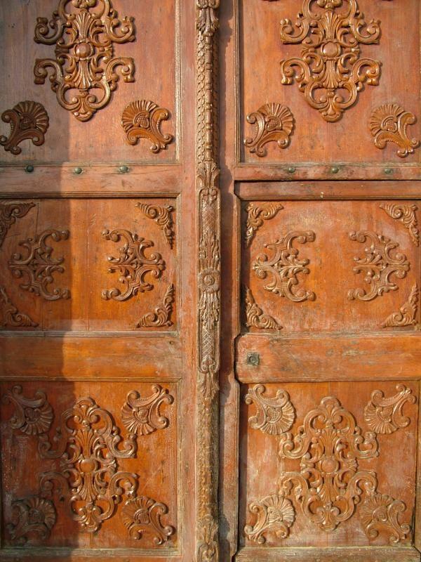 Old Doors National Museum Kuwait